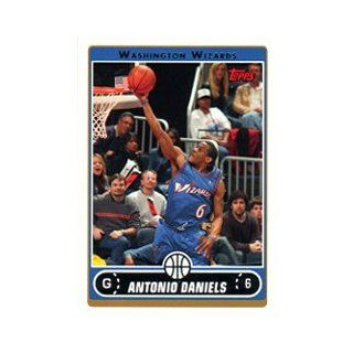 2006 07 Topps #124 Antonio Daniels: Sports Collectibles