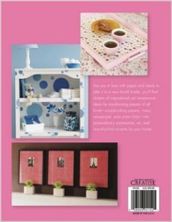 Decorating with Paper (Leisure Arts #4152) (Better Homes and Gardens Creative Collection (Leisure Arts)): Meredith Corporation: Books