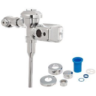 "Zurn ZER6003AV ULF CPM Sensor Operated Battery Powered 0.125 gpf High Efficiency Valve for use with 0.125 gpf Ultra Low Flow 3/4"" Urinals: Industrial & Scientific"