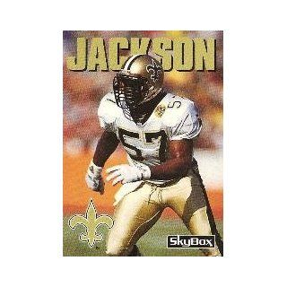 1992 SkyBox Impact #134 Rickey Jackson: Sports Collectibles