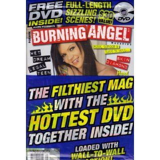 Hawk Presents Burning Angel Magazine #26: Books