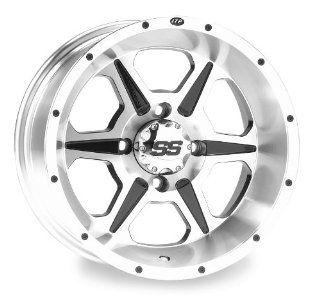 ITP SS106 Wheel   12x7   2+5 Offset   4/137   Machined, Wheel Rim Size 12x7, Rim Offset 2+5, Bolt Pattern 4/137 12SS17BX Automotive