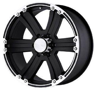 "Black Rhino Wheels Dune Series Matte Black Wheel with Machined Lip (20x9""/6x139.7mm) Automotive"
