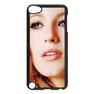 Gossip Girl Sexy Blake Lively Custom Design Hard Case High quality Cover For Ipod Touch 5 ipod5 NY143 : MP3 Players & Accessories
