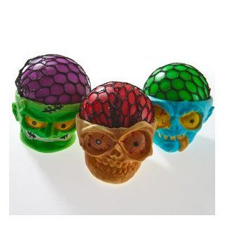Scary Monster Squeeze Ball Toys & Games