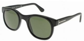 TOM FORD BACHARDY TF153 color 01N Sunglasses: Clothing