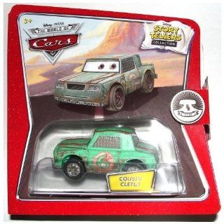 Disney / Pixar CARS Movie 155 Die Cast Story Tellers Collection Cousin Cletus: Toys & Games