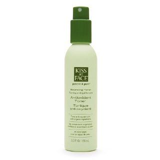 Kiss My Face Potent and Pure Balancing Act, Facial Toner All Skin Types 5.3 fl oz (156 ml): Health & Personal Care