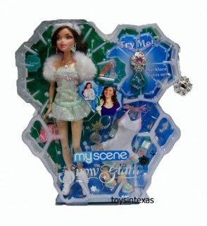 MyScene Snow Glam Chelsea Doll My Scene Barbie: Toys & Games