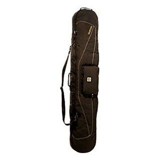 Burton Space Sack 166 Snowboard Travel Bag, Roasted Brown: Clothing