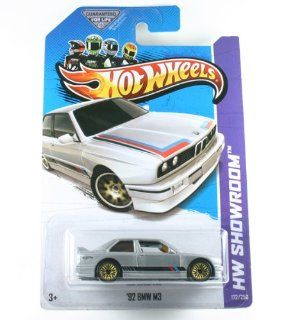 2013 Hot Wheels '92 BMW M3 172/250   Rare!: Toys & Games