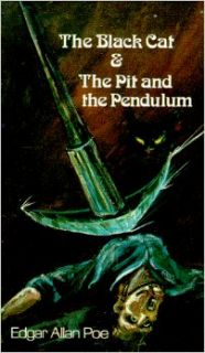 The Black Cat and the Pit and the Pendulum: Edgar Allan Poe: 9781882071012: Books