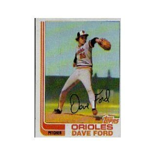 1982 Topps #174 Dave Ford: Sports Collectibles