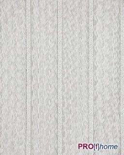 EDEM 174 30 design stripes vinyl wallpaper grey white silver  5.33 sqm (57 sq ft)