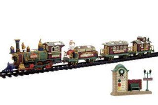 Small Holiday Express Train (178): Toys & Games