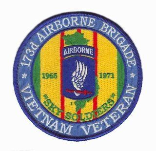 173rd Airborne Brigade Vietnam Veteran Patch: Everything Else