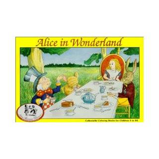Alice in Wonderland/Coloring Book (NanaBanana Classics): Edel Rodriguez, Isabel Malkin: 9781886201019: Books