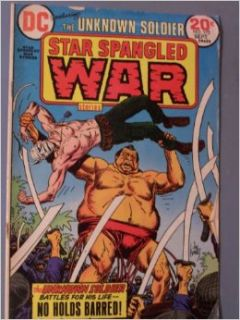 Star Spangled War Stories: Featuring the Unknown Soldier: The Unknown Soldier Battles for His Life, No Holds Barred! (Vol. 1, No. 173, September 1973) (9780306501739): Frank Robbins, Bob Kanigher, Archie Goodwin, Carmine Infantino, Sol Harrison, Sanford Sc