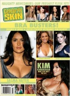 Celebrity Skin #173 BRA BUSTERS! Double D Divas & Super Stacked Sexbombs Unleashed: Hollis James: Books