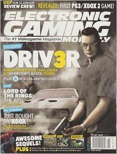 Electronic Gaming Monthly #180 July 2004 (Magazine): Books