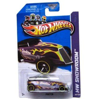 2013 HOT WHEELS HW showroom phaeton stockton custom guitars die cast car 182/250 ON BLISTER CARD   NO DRIVERS OVER HOT WHEELS (HARD TO FIND): Toys & Games