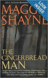The Gingerbread Man: Maggie Shayne: 9780515131673: Books
