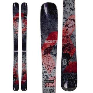 Scott Crusade Skis (2013)(One Color, 179): Sports & Outdoors