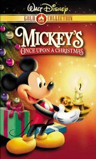 Mickey's Once Upon a Christmas (Walt Disney Gold Classic Collection) [VHS]: Kelsey Grammer, Wayne Allwine, Russi Taylor, Tony Anselmo, Diane Michelle, Tress MacNeille, Alan Young, Bill Farmer, Corey Burton, Shaun Fleming, Jim Cummings, Jeff Bennett, Al