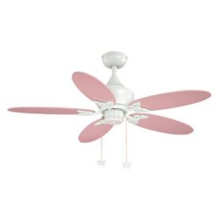 AireRyder FN44322W Angela 44 in. Indoor Ceiling Fan   White   Ceiling Fans