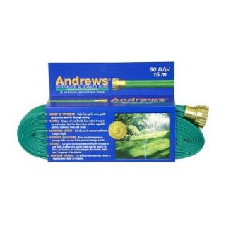 Andrews Sprinkler & Soaker Hose   Water Hoses