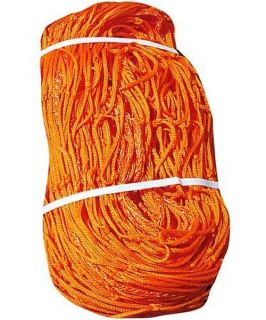 3mm Orange Soccer Net   7H x 12W x 4D x 4B   Soccer Nets