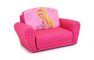 Kidz World Barbie Sleepover Sofa   Seating
