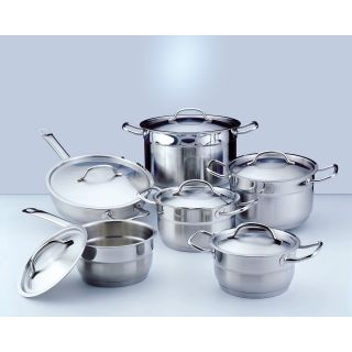 BergHOFF Hotel Line 12 Piece Cookware Set   Cookware Sets