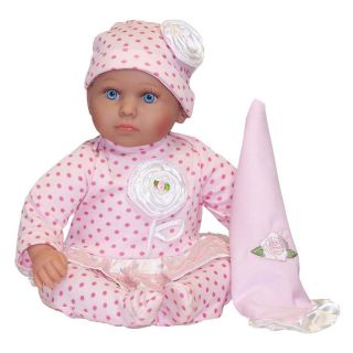 Molly P. Originals Tina 16 in. Doll   Baby Dolls