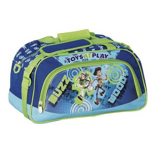 Disney 18 in. Toys at Play Non Wheeled Duffel   Sports & Duffel Bags
