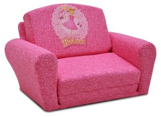 Kidz World Pinkalicious Sleepover Sofa   Chairs