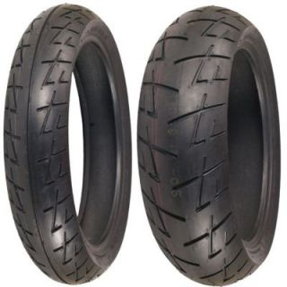 Shinko Universal 009 Raven Front Or Rear Radial Tires
