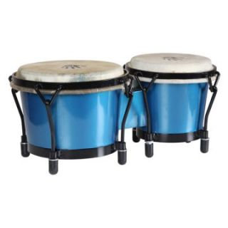 X8 Drums Blue Professional Bongo Drums   Kids Musical Instruments