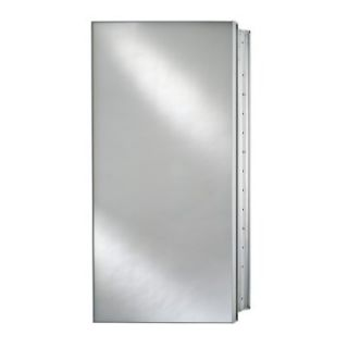 Afina Broadway Surface Mount Single Door Medicine Cabinet   15W x 4D x 25H in.   Medicine Cabinets