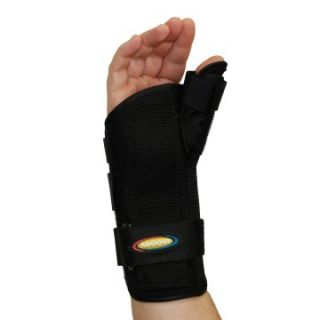 MAXAR Wrist Splint with Abducted Thumb   Right   Braces and Supports