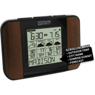 La Crosse Technology WA 1240U WAL 4 Day Talking Internet Powered Wireless Weather Station   Weather Stations