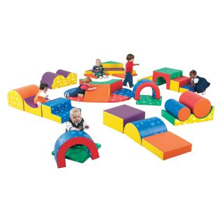 Children's Factory Gross Motor Soft Play Climbers   Soft Play Equipment