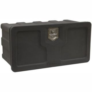 Buyers Polymer Underbody Toolbox with Mounting Brackets   Truck Tool Boxes