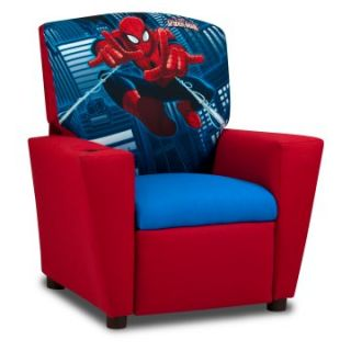 Kidz World Spiderman Ultimate Kids Recliner   Kids Recliners