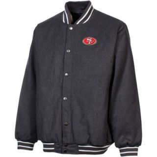 best sneakers 3995a a2656 Nike San Francisco 49ers Destroyer 650 Down Full Zip Jacket ...