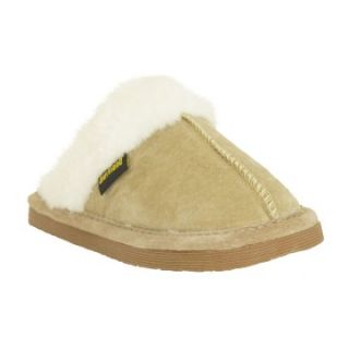 Old Friend Kids Bobcat Scuff Slippers   Kids Slippers