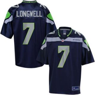 Pro Line Mens Seattle Seahawks Ryan Longwell Team Color Jersey
