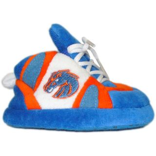 Comfy Feet NCAA Baby Slippers   Boise State Broncos   Kids Slippers