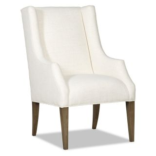 Sam Moore Avery Host Chair   Linen   Upholstered Club Chairs