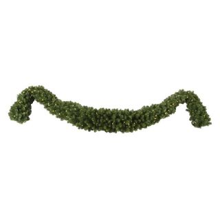 Vickerman 12 ft. Pre Lit LED Teton Swag Garland   Christmas Garland